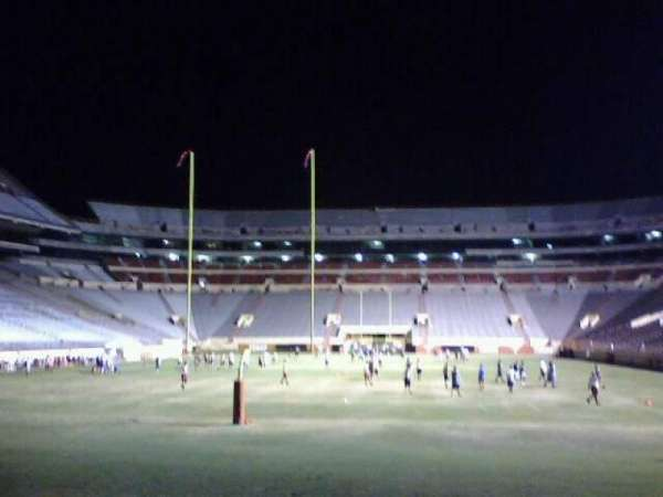 Texas Memorial Stadium, section: Field
