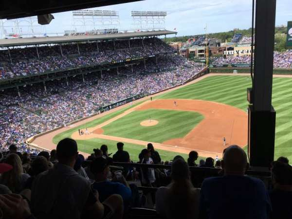 Wrigley Field, section: 426R, row: 6, seat: 21