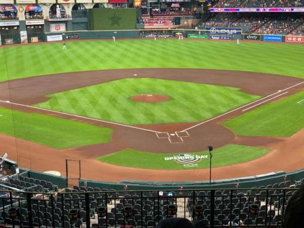Minute Maid Park, section: 218, row: 6, seat: 11