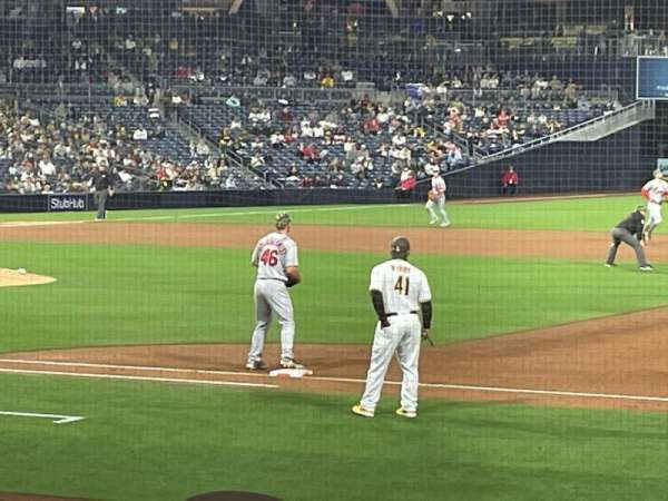 PETCO Park, section: 111, row: 17, seat: 15