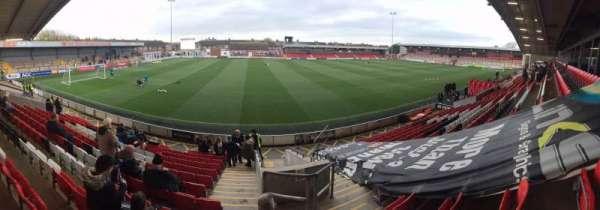 Highbury Stadium, Fleetwood