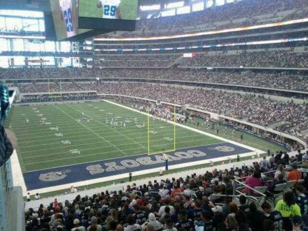 AT&T Stadium, section: 226