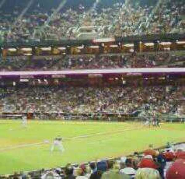 Chase Field, section: 132, row: 22, seat: 11
