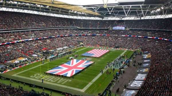Wembley Stadium, section: 536, row: 20, seat: 279