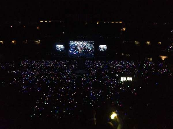 Rogers Centre, section: 524AL, row: 4, seat: 108