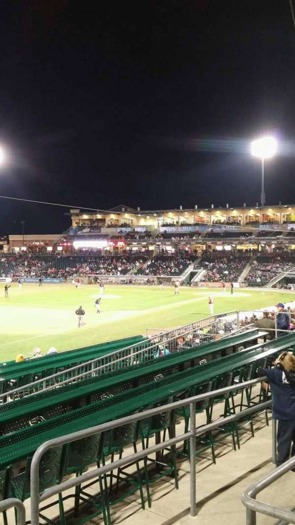 Coca-Cola Park, section: Berks Picnic Patio, row: F1, seat: 1