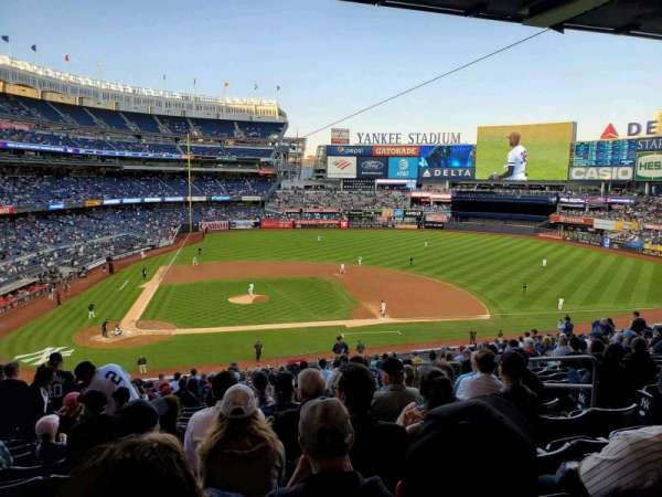 Yankee Stadium Section 217 Home Of New York Yankees New