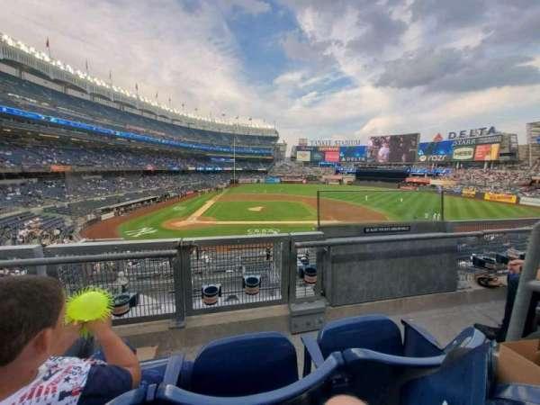 Yankee Stadium, section: 217, row: 2, seat: 2