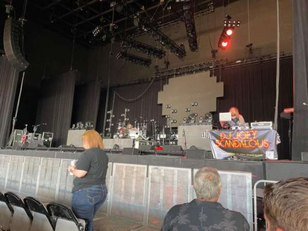 The Pavilion at Toyota Music Factory, section: 100, row: D, seat: 12