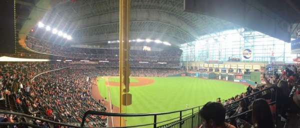 Minute Maid Park, section: 250, row: 13, seat: 2