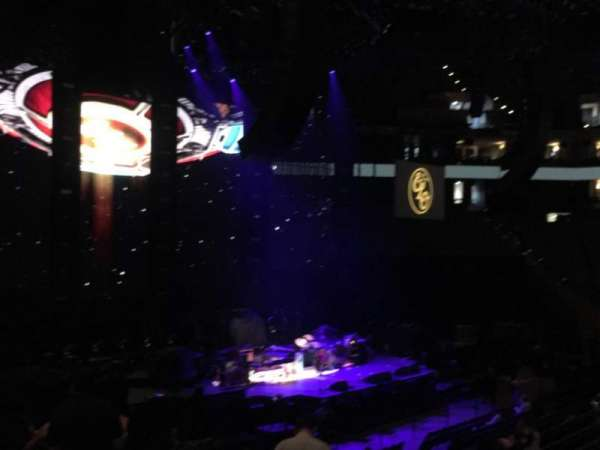 Oakland Arena, section: 115, row: 15, seat: 9