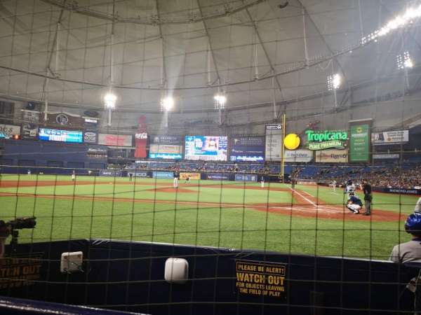 Photos At Tropicana Field
