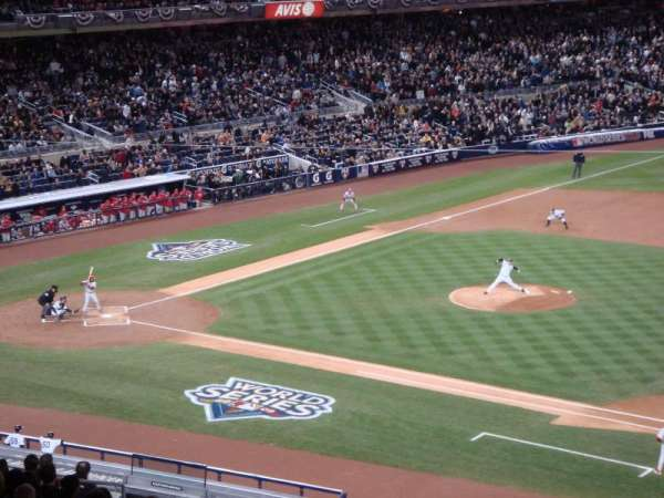 Yankee Stadium, section: 214A, row: 23, seat: 14