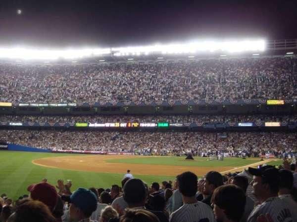 Old Yankee Stadium, section: Field Box 88, row: J, seat: 1