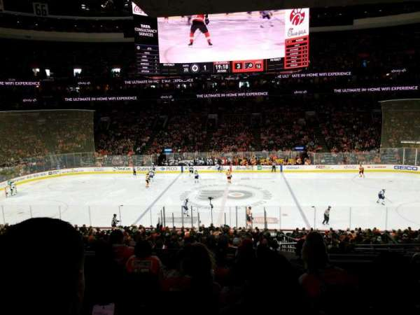 Wells Fargo Center, section: SB13, row: 6, seat: 13