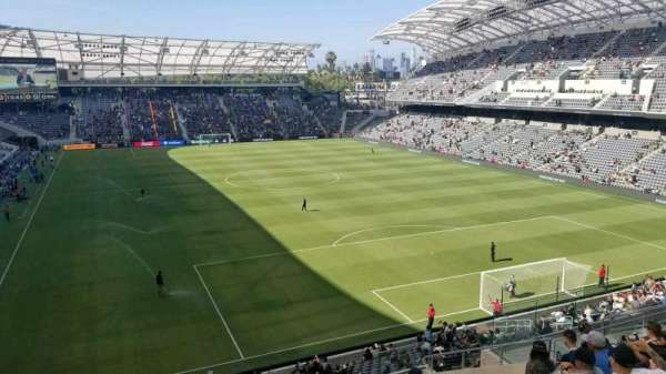 Banc of California Stadium, section: 224, row: L, seat: 20