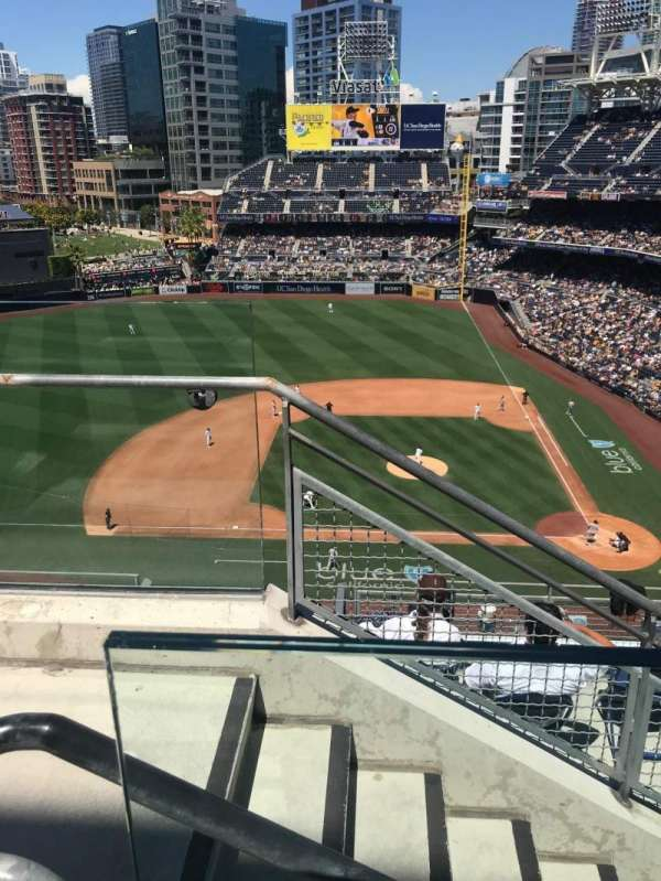 PETCO Park, section: 319, row: 9, seat: 24