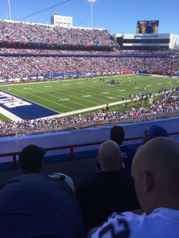 New Era Field, section: 235, row: 5, seat: 9