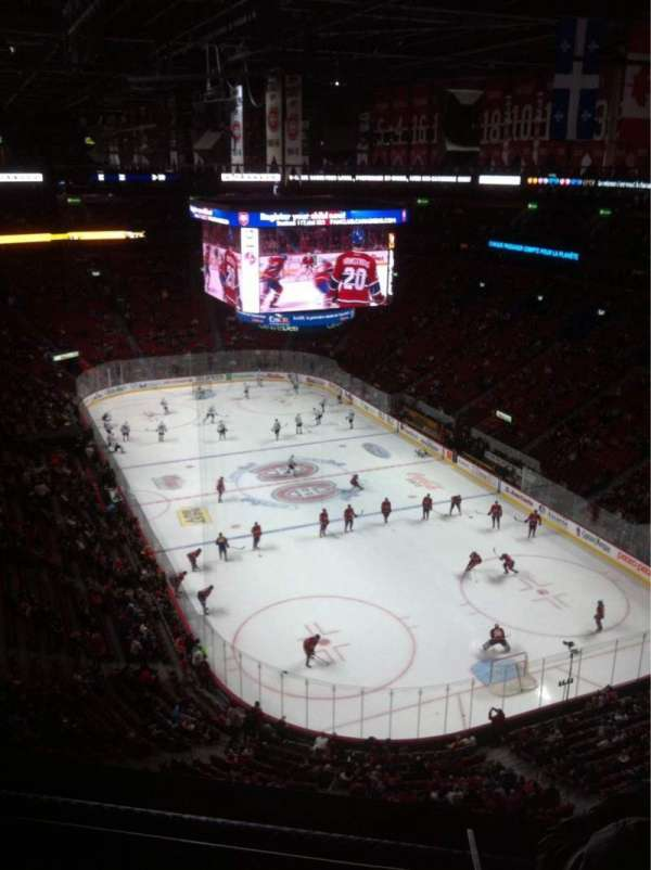 Centre Bell, section: 312, row: BB, seat: 11