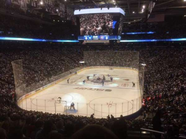 Scotiabank Arena, section: 102, row: 32, seat: 1