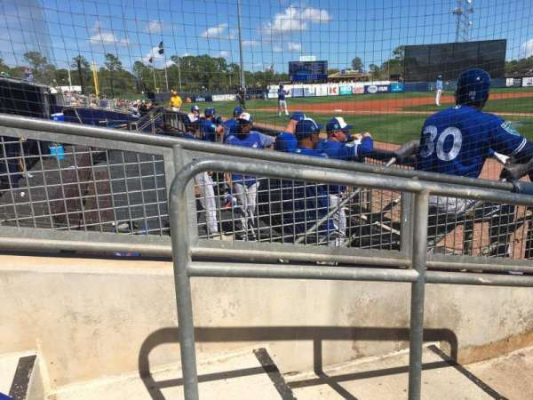 Charlotte Sports Park, section: 110, row: 3, seat: 10