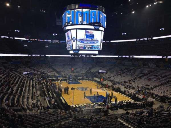 Amway Center, section: 202, row: 26, seat: 12