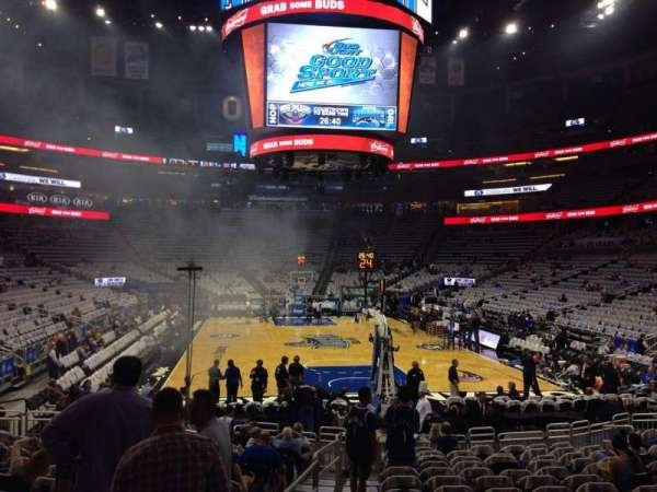 Amway Center, section: 202, row: 31, seat: 14