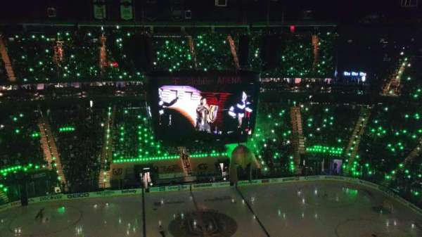 T-Mobile Arena, section: 226, row: f, seat: 13