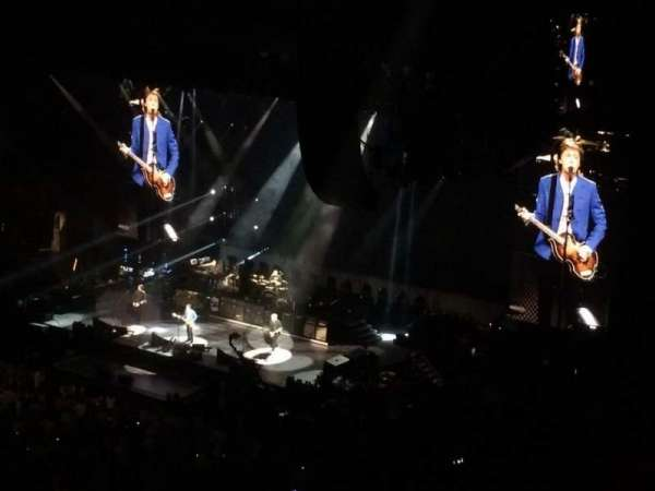 John Paul Jones Arena, section: 305, row: R, seat: 16