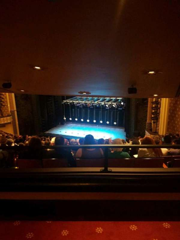 New York City Center, section: mezz right, row: j, seat: 10