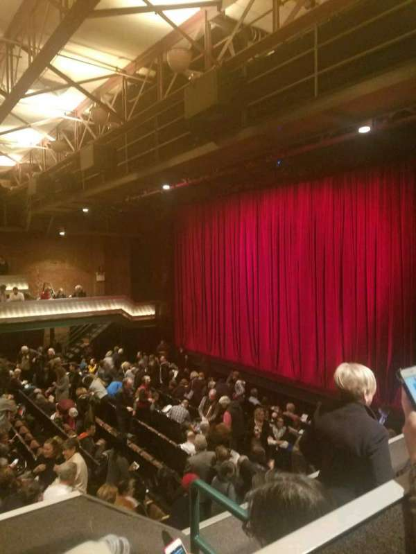 The Joyce Theater, section: loge, row: lg, seat: 316