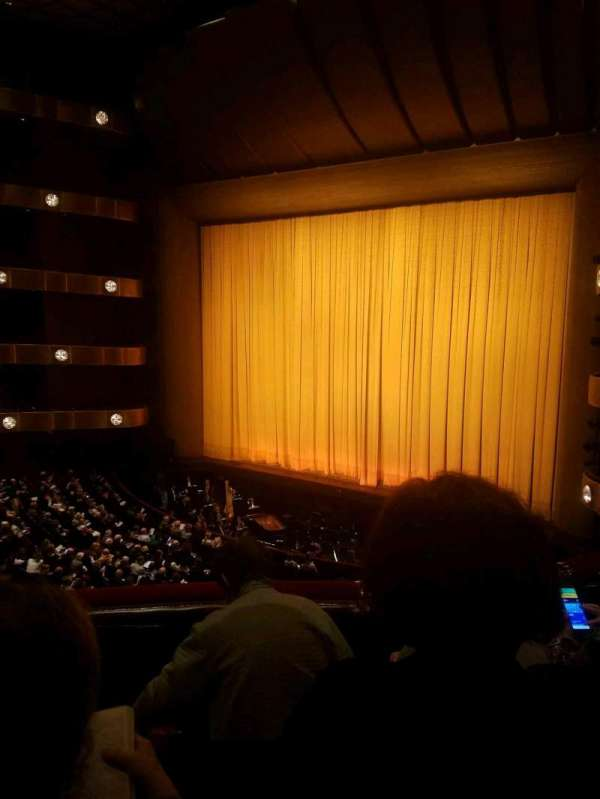 David H. Koch Theater, section: 2nd Ring, row: C, seat: 28