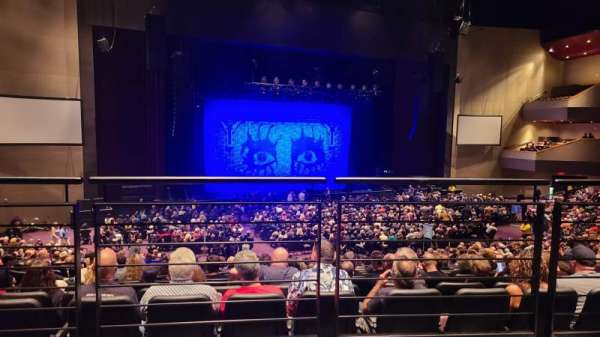 Ovation Hall at the Ocean Casino Resort, section: 205, row: A, seat: 25