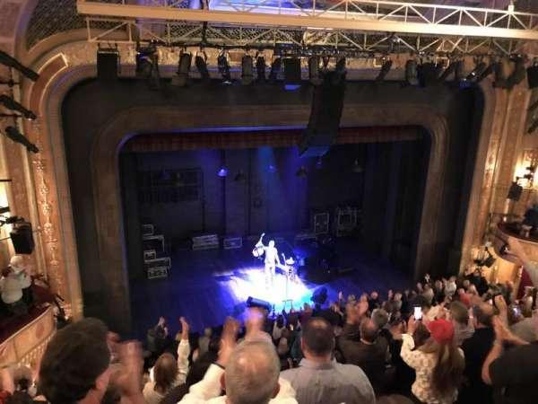 Walter Kerr Theatre, section: Mezzanine L, row: G, seat: 5