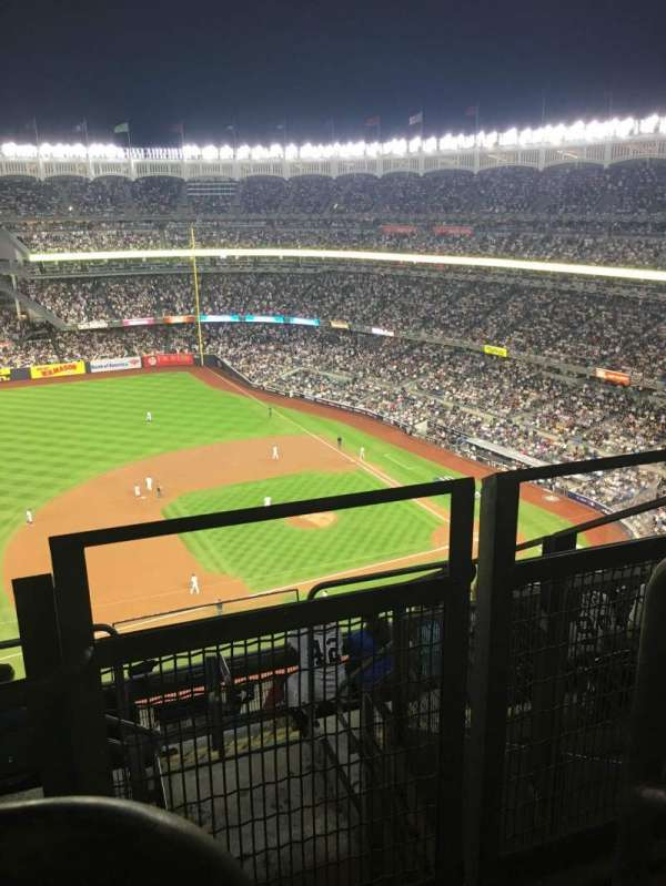 Yankee Stadium, section: 426, row: 11, seat: 1