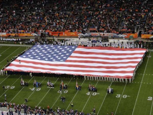 Empower Field at Mile High Stadium, section: 505, row: 32, seat: 14