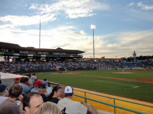 FirstEnergy Park, section: 103, row: 6, seat: 9
