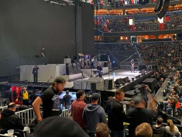 Capital One Arena, section: 120, row: K, seat: 15