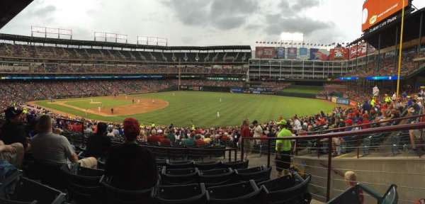 Globe Life Park in Arlington, section: 139, row: 37, seat: 5