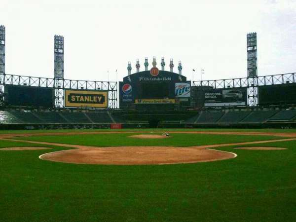Guaranteed Rate Field, section: Field