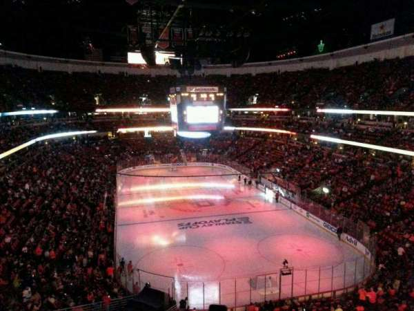 Honda Center, section: 424, row: C, seat: 11