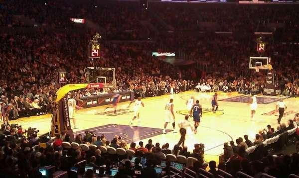 Staples Center, section: 114