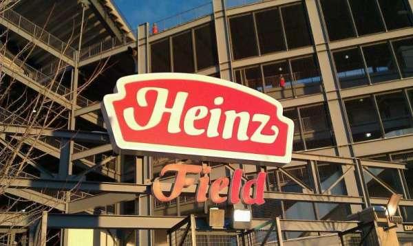 Heinz Field, section: Gate C