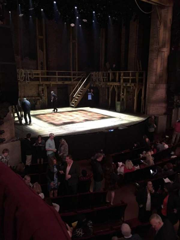 CIBC Theatre, section: Dress Circle Box 1, row: BX1, seat: 205