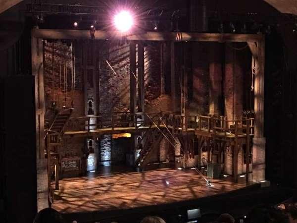 Orpheum Theatre (San Francisco), section: Mezzanine L, row: L, seat: 27