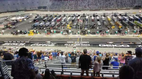 Bristol Motor Speedway, section: Allison Terrace G, row: 7, seat: 13