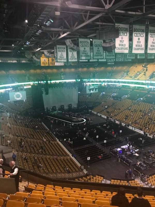 TD Garden, section: Bal 311, row: 11, seat: 12
