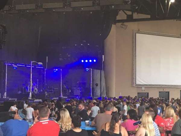 Cellairis Amphitheatre at Lakewood, section: 207, row: AA, seat: 20
