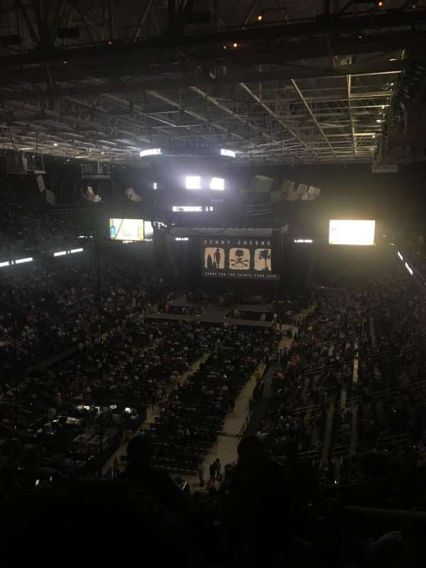 Greensboro Coliseum, section: 223, row: Q, seat: 1