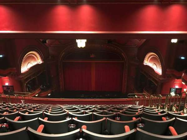 Mayflower Theatre, section: Balcony, row: M